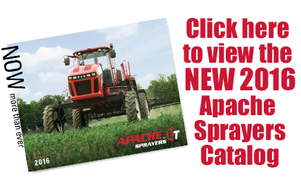 2015 Apache Sprayers Catalog